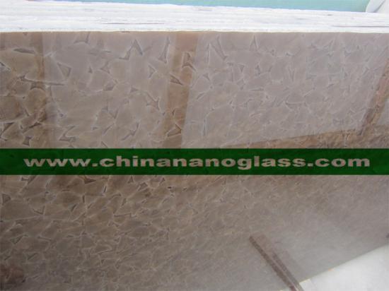 Glass2 Slab of Chorus Jade Glass Stone