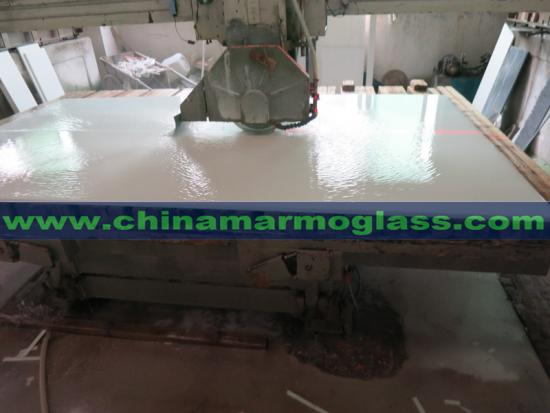 Crystallized Glass Panel Neoparies Slab