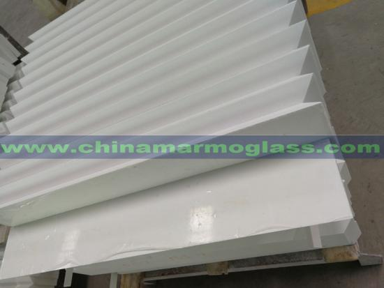 Pure White Quartz Slab Pure White Quartz Stone