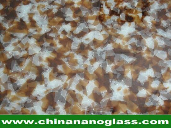 Glass2 CARAMEL Color Magna Recycled Glass 2CM Slabs