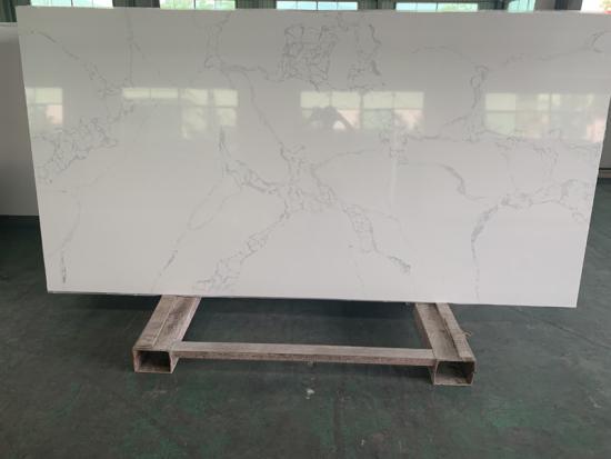 New Calacatta quartz stone Calacatta quartz kitchen tops Calacatta quartz vanity tops