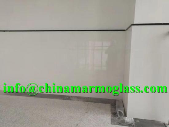 Nano Glass Nano White Glass Tile