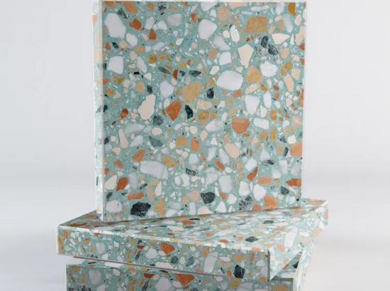 Terrazzo Tile Cement Tile