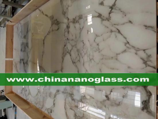 Snow White Of New Porcelain Sintered Stone Slabs