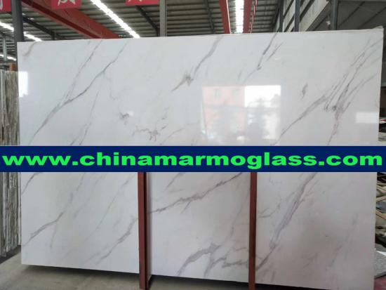 Calacatta Artificial Marble Slabs