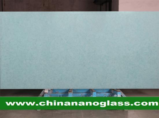 Recycled Glass of Tianrun Jade Glass Slab and Tile