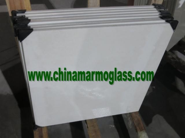Thassos Glass Glassos Stone Tiles 24x24