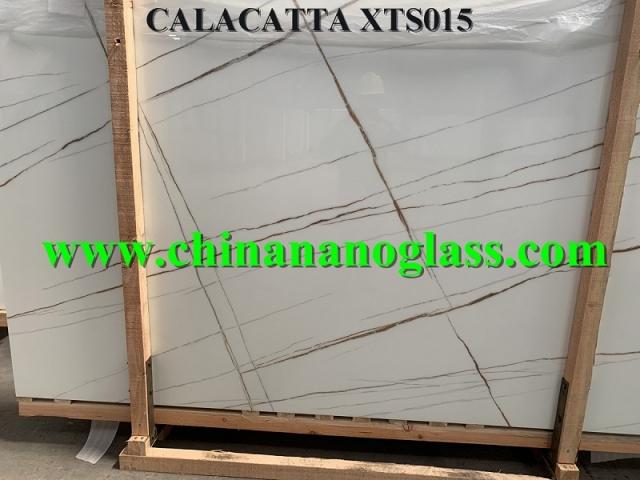 CALACATTA NANOGLASS XTS015