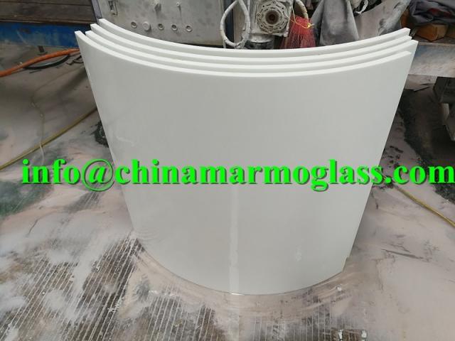 White Nano Glass Column manufacturers
